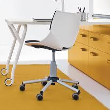 sedie da scrivania per bambini sedia da ufficio moderna per bambini con base a stella in