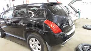 nissan murano used parts parting out a 2007 nissan murano 170201 tom u0027s foreign auto
