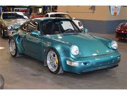 porsche old 911 classic porsche 911 turbo for sale on classiccars com