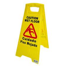 Wet Floor Images by Floor Safety Sign U201ccaution Wet Floor U201d U2013 Yupi Usa