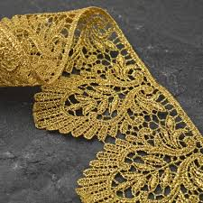 gold lace ribbon gold lace trim search autumn wedding