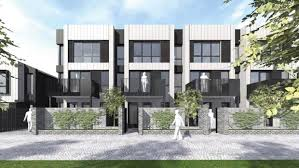 smaller homes apartments downsized on crown fletcher christchurch housing project