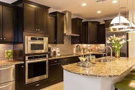 kitchen wall paint with brown cabinets kitchen color schemes with wood cabinets 30 picture