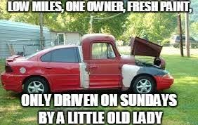 Low Car Meme - car trade people who think there shit is worth more than it is