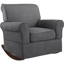 Gray Rocking Chair Nursery Rocking Chair Ebay