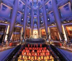 Interior Of Burj Al Arab Burj Al Arab A Warm Arabian Welcome