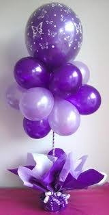 Table Decorating Balloons Ideas Best 25 No Helium Balloons Ideas On Pinterest Helium Balloons