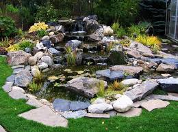 Backyard Water Feature Ideas Residential Water Landscape Designers Garden Structures