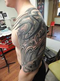 biomechanical tattoo by craig murphy tattoonow