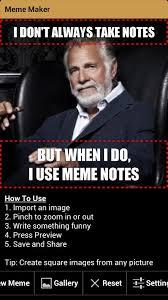 Meme Apps - meme notes 3 apps in 1 apk download free productivity app for