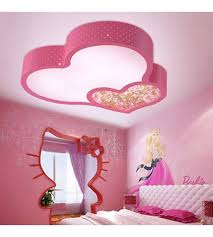 plafonnier pour chambre plafonnier led forme coeur pour chambre d enfant