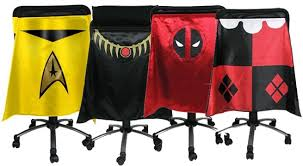 deal chair capes are the perfect office gift