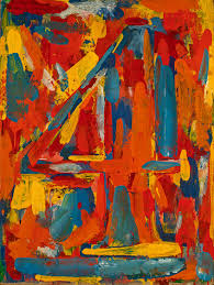 Jasper Johns Map The Art Institute Of Chicago Unveils The Largest Gift In Its