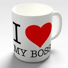 Novelty Coffee Mugs by I Love My Boss Novelty Coffee Mug Ebay