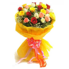 Colored Roses Fastest Flower Delivery In Cupang Muntinlupa City Philippines