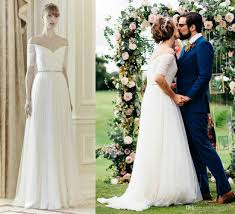 discount english country garden belle wedding dresses 2016 jenny