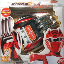 power rangers jungle fury geki master tiger battle claw booster
