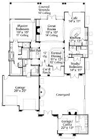 house plans attached casita u2013 house design ideas