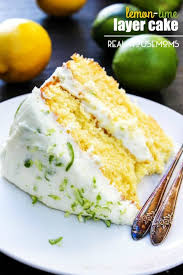 lemon lime layer cake real housemoms