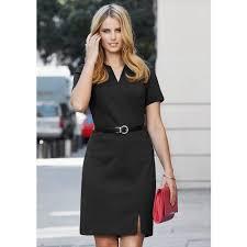 black cotton stylish corporate dress rs 800 id