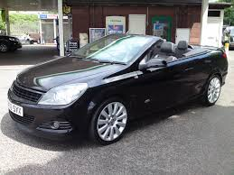 Used Vauxhall Astra 1 9 Cdti 16v Design Convertible Full History