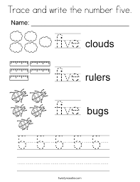 splendid ideas number 5 coloring page common worksheets pages