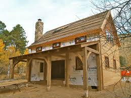 building an a frame cabin brewster timber frame colorado custom timber frame builder
