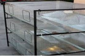Stackable Rabbit Hutches Cages Hostile Hare
