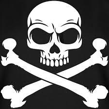 halloweencostumetshirts skull and cross bones pirate skulls mens