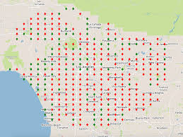 Chinatown Los Angeles Map by Why Neighborhood Identity Matters Mapping Sentiment Across Los