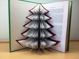 38 best christmas book trees images on pinterest book tree