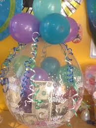 gifts in balloons money in a balloon bring your gift to us we ll wrap it in a