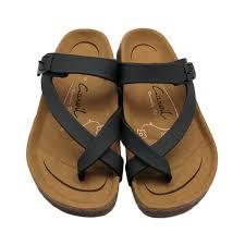 Jual Sandal Carvil Di Makassar original carvil footbed khanza sandal wanita 06 black toko baju