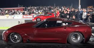 c7 corvette turbo sick 3500hp turbo c7 corvette drag racing cars