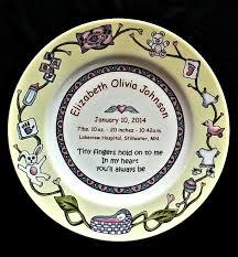 personalized baby plate personalized baby plate