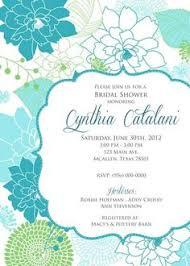bridal shower invitation svadba