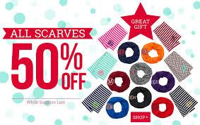 black friday sale ideas black friday sale 50 off all scarves thirtysevenwest