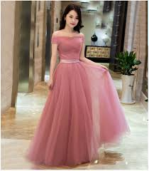 pink bridesmaid dresses aliexpress buy 2016 new dusty pink cheap bridesmaid dresses