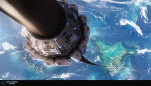 space elevator u2013 art by glenn clovis u2013 the rational argumentator