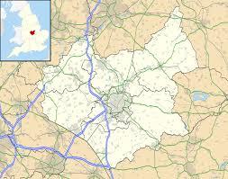 Brown Recluse Map Earl Shilton Wikipedia