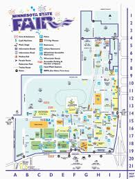 minnesota state fair map minnesota state fair map 1265 snelling ave n st paul mn 55108