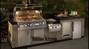 Ideas For Outdoor Kitchen by Outdoor Kitchen Outdoor Kitchen Kits Youtube