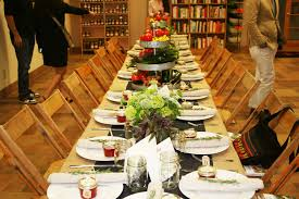 Set A Table by American Table Setting Interiors Design