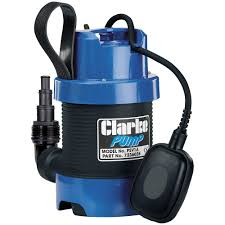 low water sump pump clarke psv1a dirty water submersible pump machine mart machine