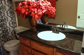 Where Can I Buy A Bathroom Vanity How To Refinish Laminate Counters Youtube