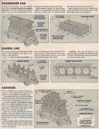 3232 wooden train plans wooden toy plans woodshop pinterest
