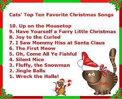 plowing through life christmas kitty songs