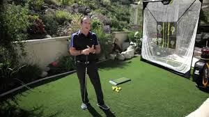 the sklz golf home practice guide youtube