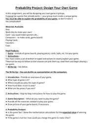 investigating probability activities ks3 age11 14 by vhughes5