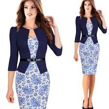 new pattern plus size s to 5xl spring autumn style women elegant